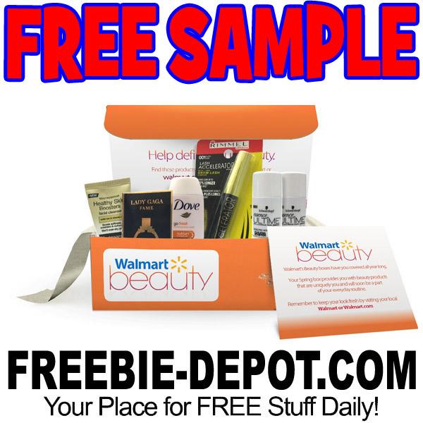 FREE SAMPLE – Walmart Beauty Box – FREE Box of Samples Every 3 ...