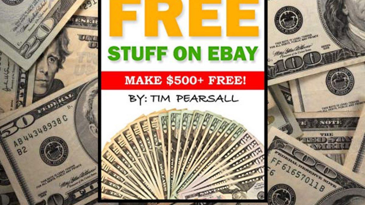 Make Money Selling Free Stuff On Ebay Freebie Depot