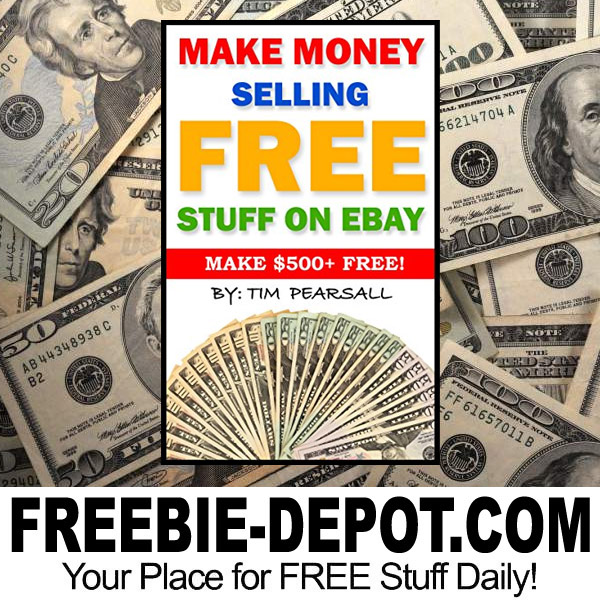MAKE MONEY SELLING NOTHING ON eBAY eBook + Bonus Books + Free Shipping N1