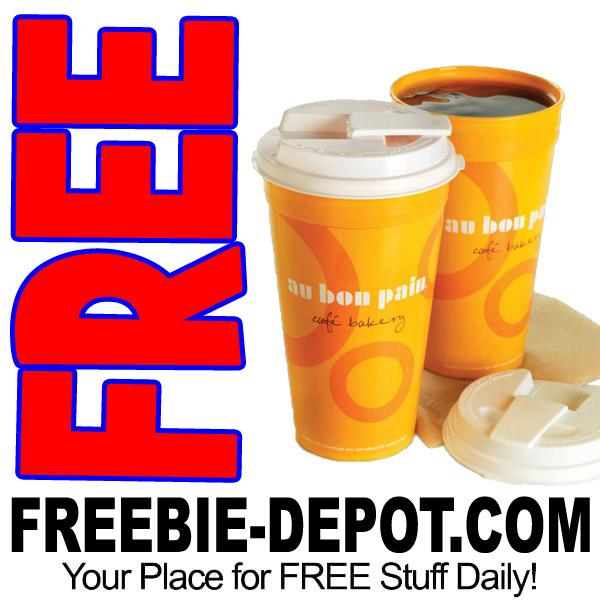 FREE Travel Mug from Au Bon Pain