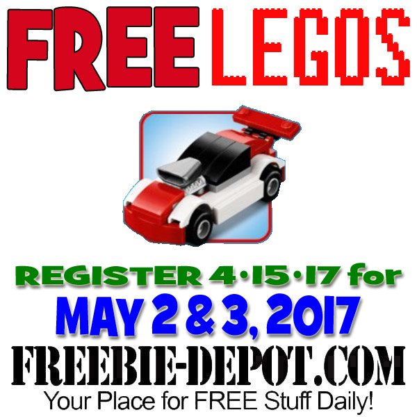 Free-Lego-Car