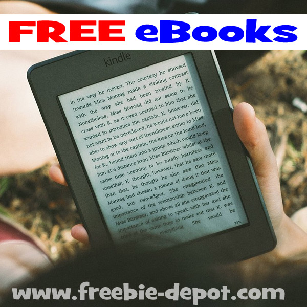 Top 5 FREE eBooks – Read on ANY Smartphone or Computer – 5/9/17