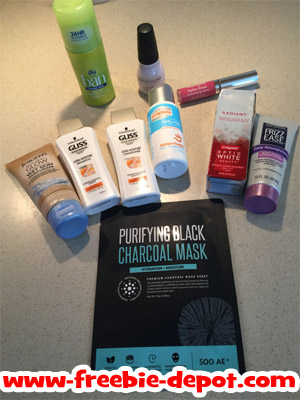 FREE SAMPLE – Walmart Fall Beauty Box | Freebie Depot