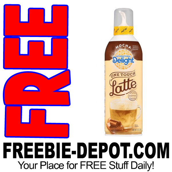 FREE International Delight One Touch Latte From Kroger