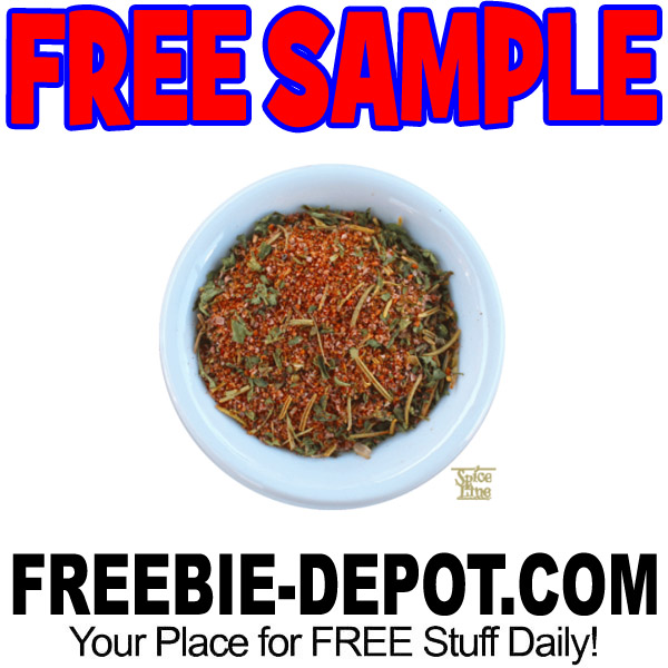 FREE SAMPLE – SpiceLine Herbs