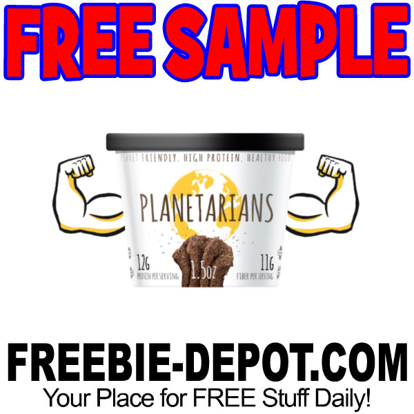 FREE SAMPLE – Planetarians High Protein Chips – Gluten Free