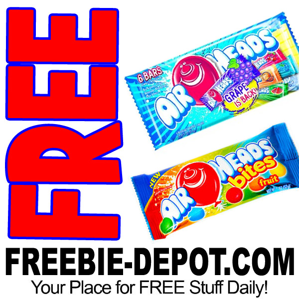 FREE Airheads Candy at Kroger – 8/4/17