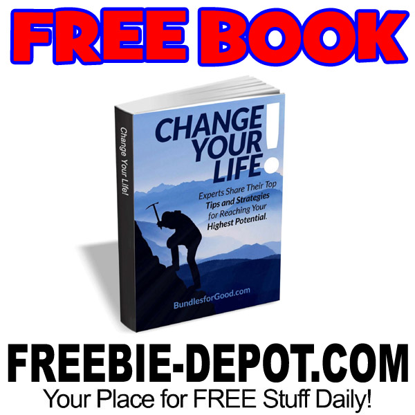 FREE BOOK – Change Your Life!