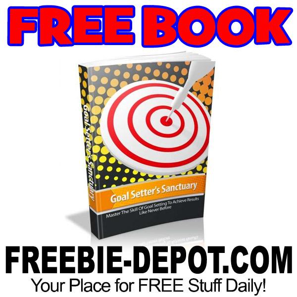 FREE BOOK – Goal Setter's Sanctuary