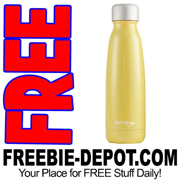 FREE DrinKup Smart Bottle