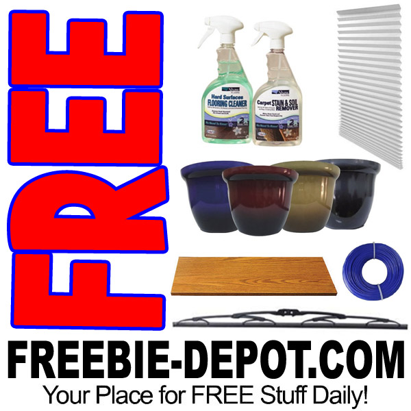 6 Free After Rebate Items From Menards Exp 7 15 17
