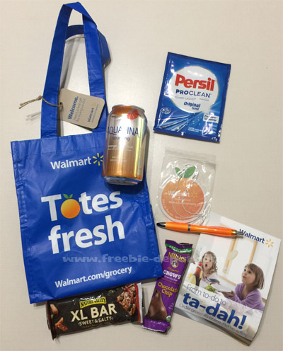 HOT >>>> FREE $10 of Groceries from Walmart | Freebie Depot