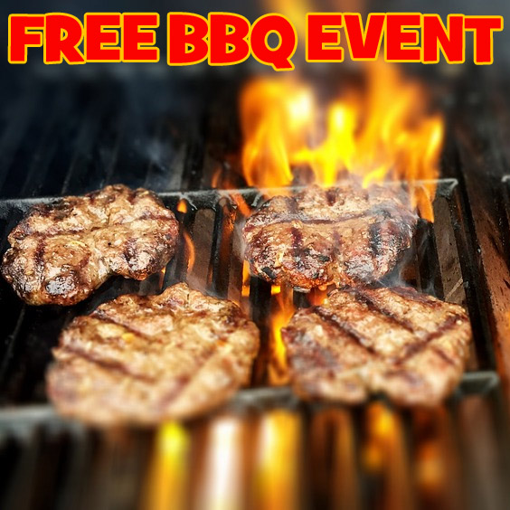 FREE Backyard BBQ Labor Day Weekend Event at Bass Pro Shops – 9/2 & 9/3/17