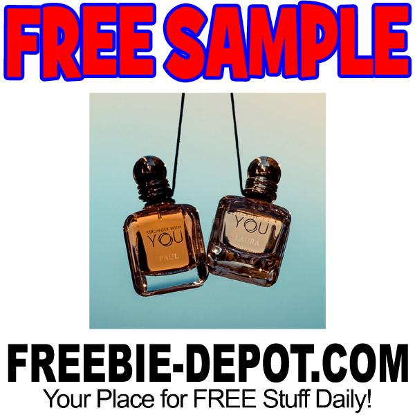 FREE SAMPLE – EMPORIO ARMANI Fragrances