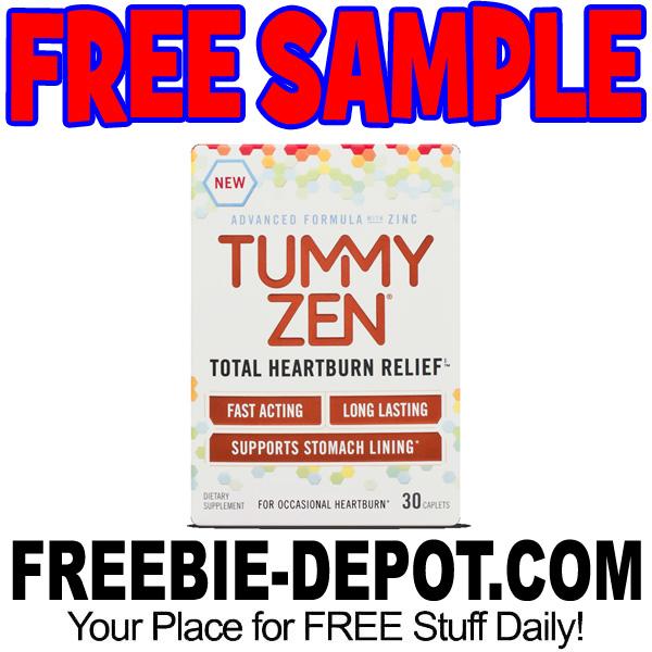 FREE SAMPLE – Tummy Zen