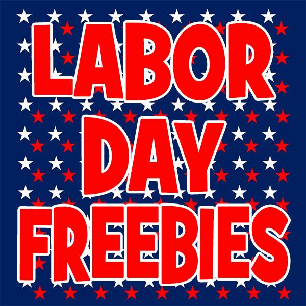 FREE Stuff for Labor Day 2017 – Patriotic Freebies – 9/4/17