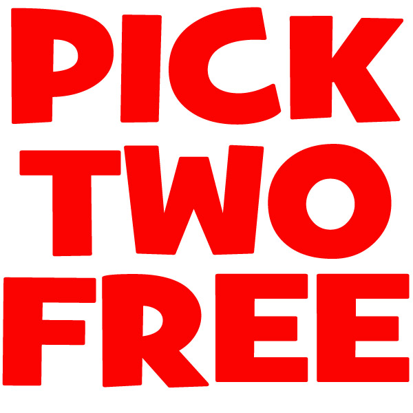 8/31/17 ONLY >>> FREE Bag, Bookmark, Notebook, Prints >> Pick 2!!!