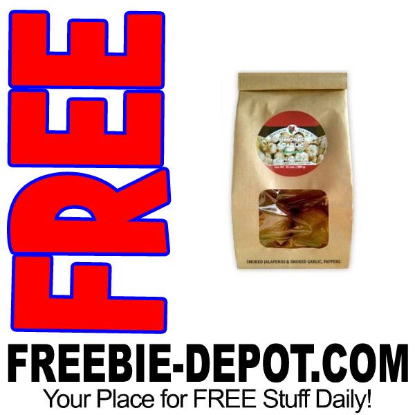 FREE SAMPLE – FirenSpice Smoked Garlic