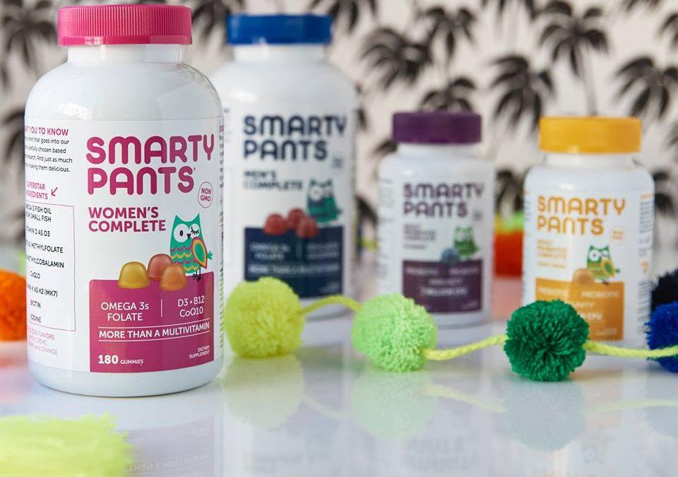 FREE SAMPLE – 3 SmartyPants Vitamins