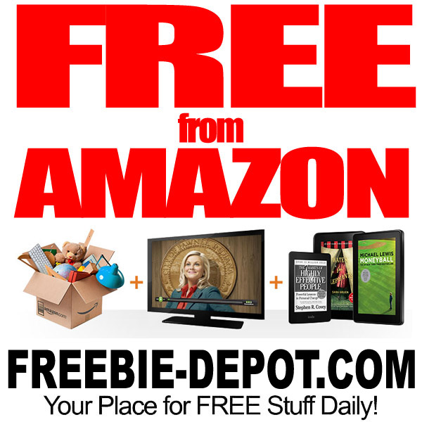 FREE Movies, Books & Shipping from Amazon