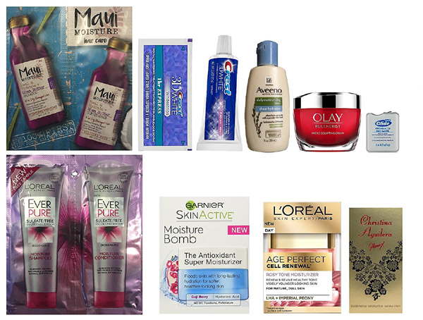 FREE Women's Daily Beauty Sample Box w/ 10+ Samples! $11.99 Value – LIMITED TIME!