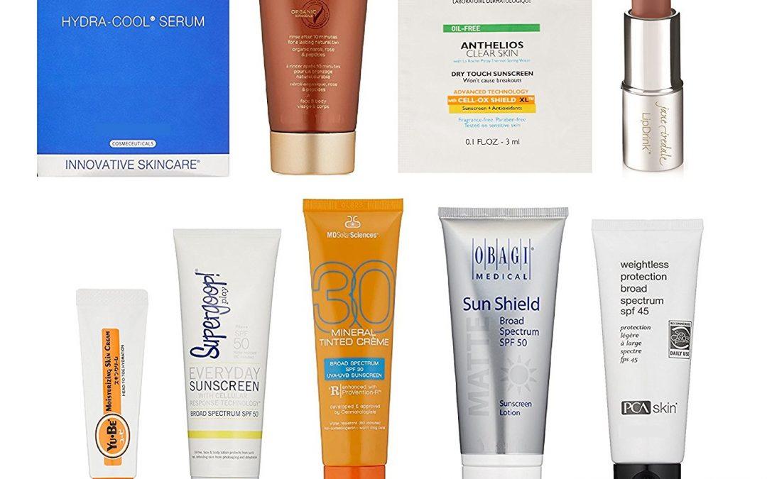 FREE Luxury Sun Care Sample Box – $20 Value!
