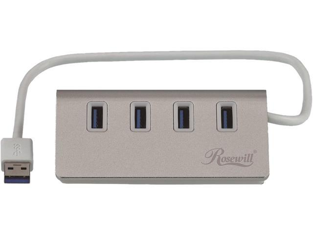FREE USB 4 Port Hub – FREE Shipping – $25 Value – Exp 12/28/17
