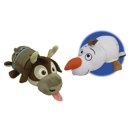 FREE Disney Frozen Olaf to Sven FlipaZoo 2 in 1 Plush from Walmart – $10 Value – Exp 12/25/17