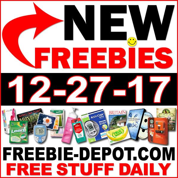 Top Freebies for December 27, 2017