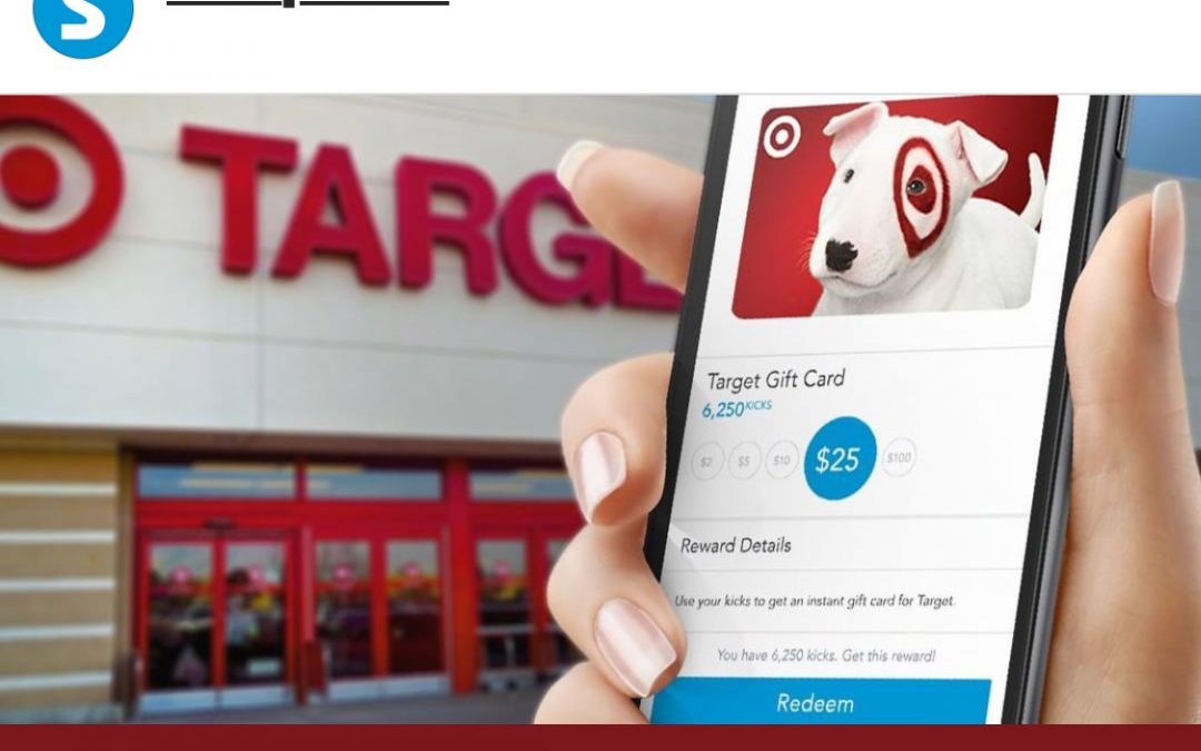 FREE Gift Cards for Walking into Stores! Target, Amazon, Walmart, Outback Steakhouse & more!