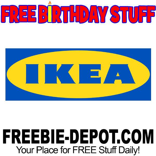 Free Birthday Stuff Ikea Freebie Depot