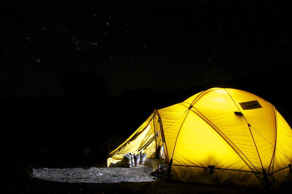 FREE Hilleberg Tent Handbook & Fabric Samples