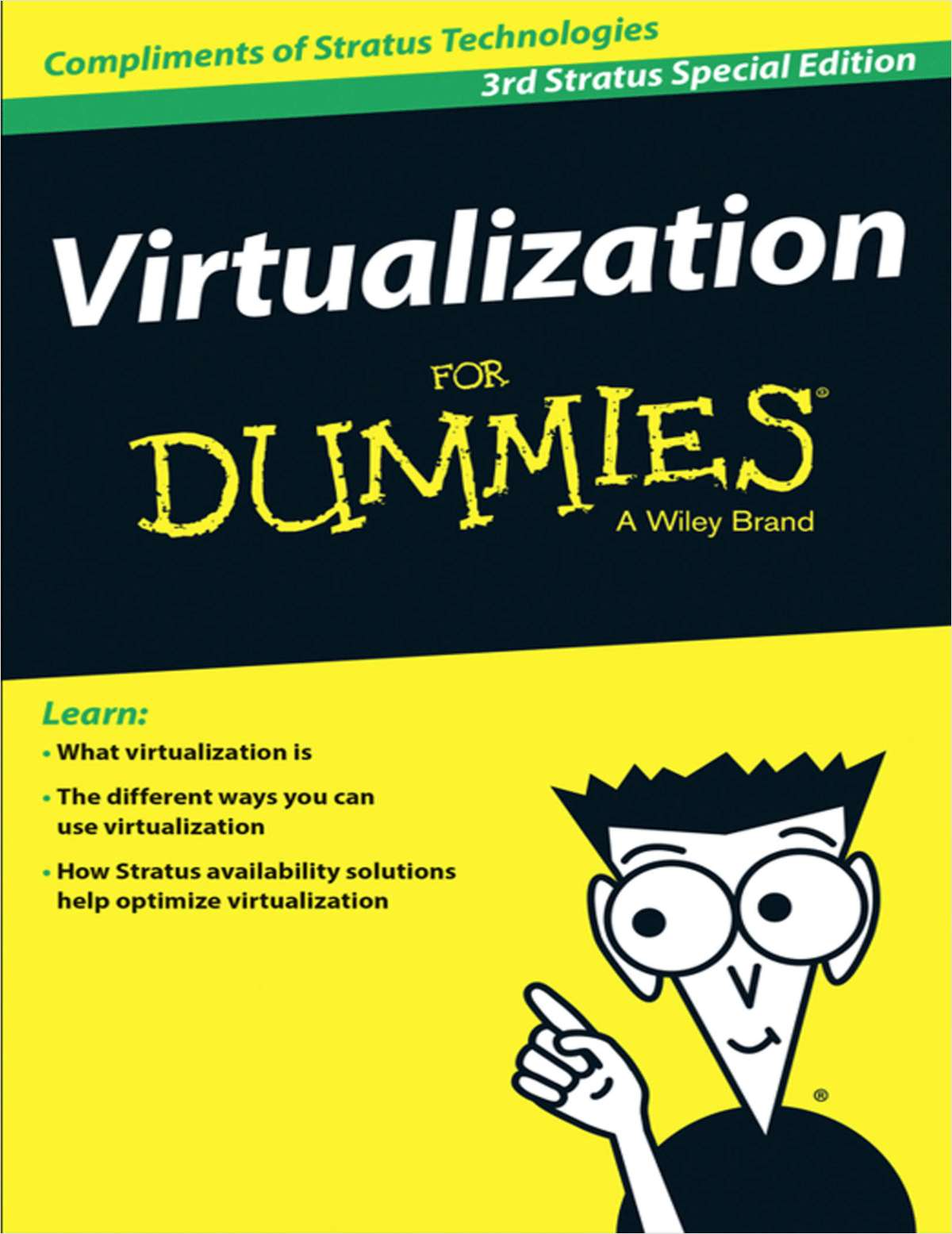 Free Book Virtualization For Dummies