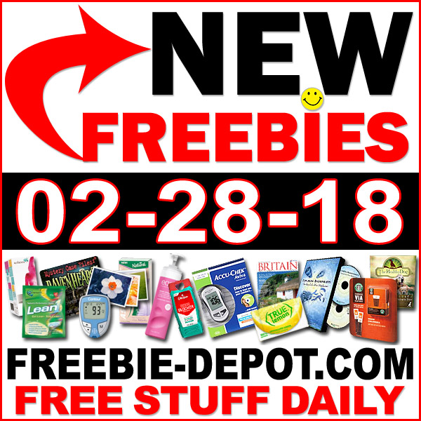 Top Freebies for February 28, 2018