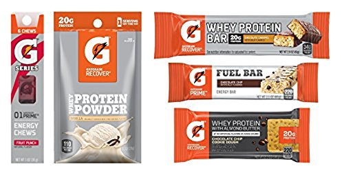 FREE Gatorade Sports Fuel Sample Box – Includes Full Size Products! $7 Value
