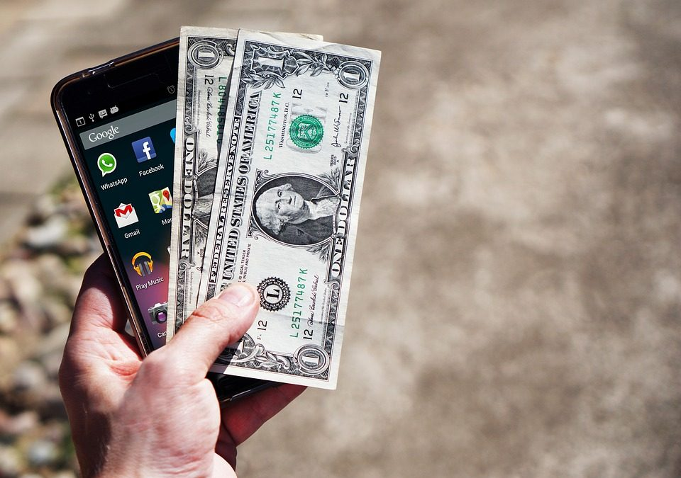 Earn $5 – $105 FREE Cash with your Phone!