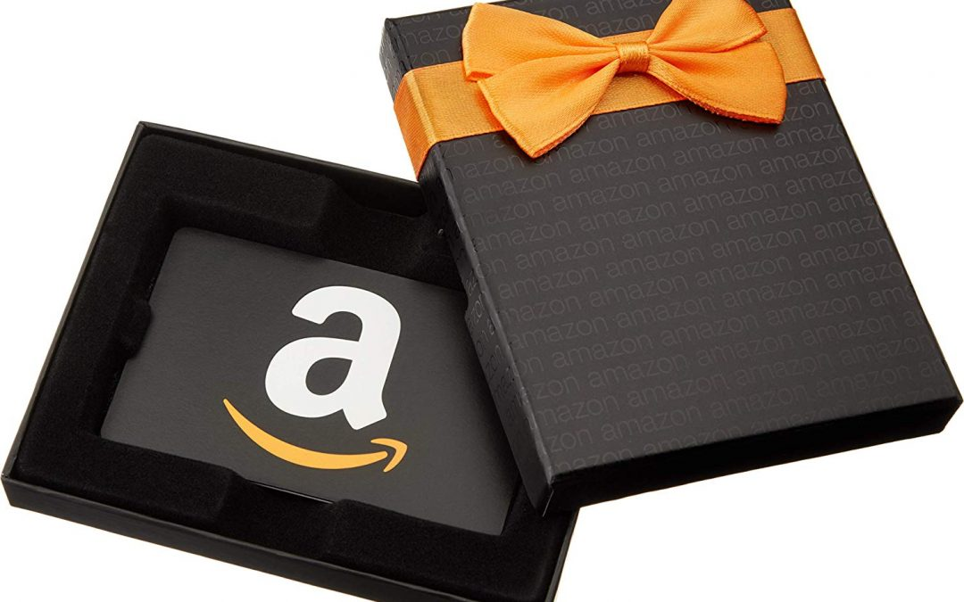 FREE $100 Amazon Gift Card!!!!