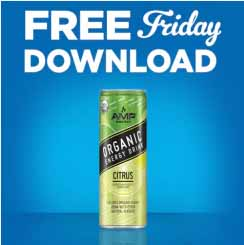 FREE Friday @ Kroger Amp Organic Energy Drink – 6/29/18