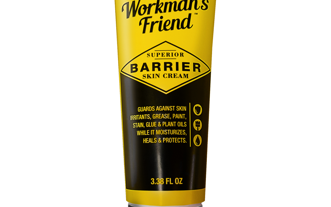 FREE Workman's Friend Superior Barrier Skin Cream – FULL SIZE – Exp 8/31/18