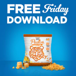 FREE Friday @ Kroger – Peatos Snack Bag 8/31/18
