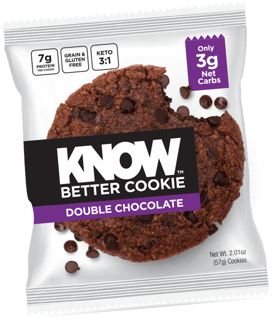 FREE Know Better Cookie Double Chocolate Chip