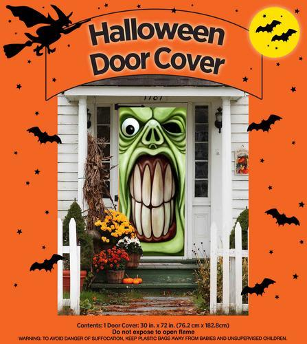 FREE Halloween Door Covers, Safety Glasses & More @ Menards – Exp 10/13/18