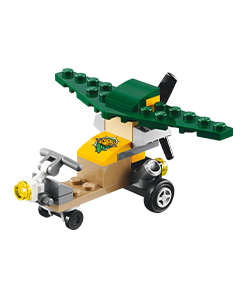 FREE LEGO Mini Model Build – Airplane – 9/11/18 & 9/12/18 – Registration Starts 8/15/18