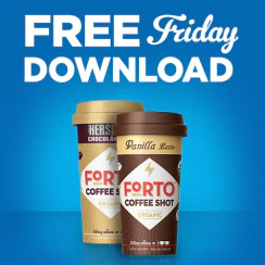 FREE Friday Forto Coffee Shot @ Kroger – 11/30/18