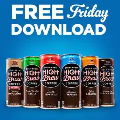 FREE Friday High Brew Coffee Cold Brew @ Kroger – 12/14/18