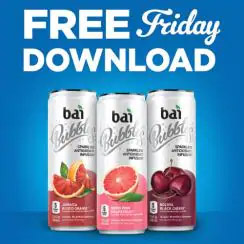FREE Friday Bai Bubbles @ Kroger – 1/11/19