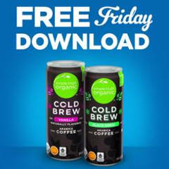 FREE Friday Simple Truth Ready to Drink Coffee @ Kroger – 1/18/19
