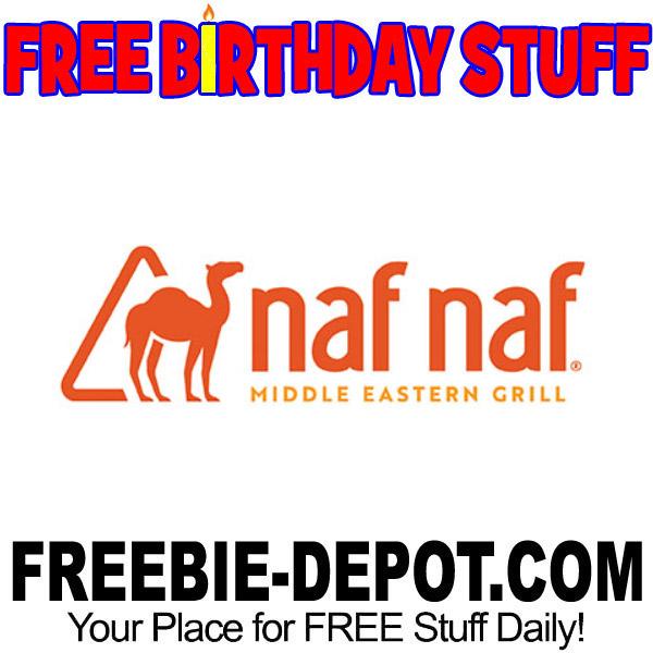 FREE BIRTHDAY STUFF – Naf Naf Middle Eastern Grill