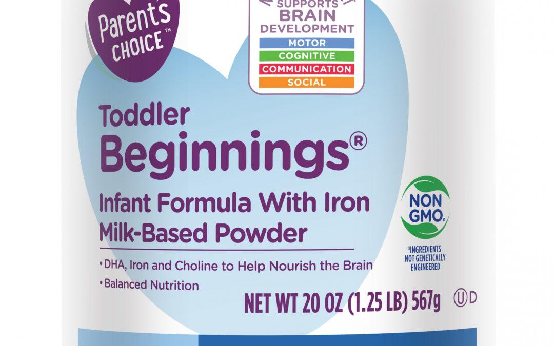 FREE FULL SIZE Parent's Choice Infant Formula – 20 oz – $10 Value – Exp 2/24/19