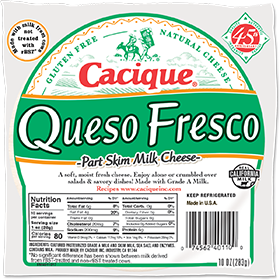 FREE Friday Cacique Queso Fresco at Kroger – 2/22/19 ONLY!